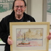 January Artist of the Month Jim Christopher