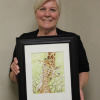 February Artist of the Month Sharon Hess
