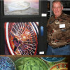 Congratulations  John Priddy to this year's Artist of the Year! Contact John at jcorvair@gmail.com